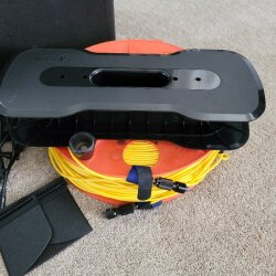 Chasing M2 underwater drone Image #2