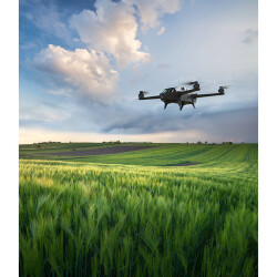 PRICE DROP SUNDAY!!! Parrot Bluegrass Multispectral Agriculture Drone Image #3
