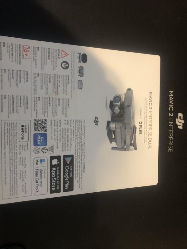 Mavic 2 Enterprise Dual w/FLIR Image #1