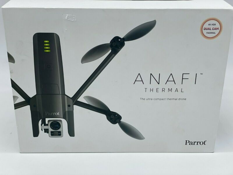 Parrot Anafi Thermal Drone 4K HDR camera with thermal image Dual CAM Image #1