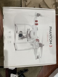 dji Phantom 3 Standard Drone with Carrying Case Image