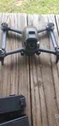 Dji fpv drone w/ motion controller Image #4