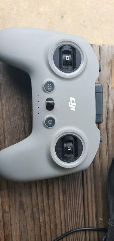 Dji fpv drone w/ motion controller Image #1