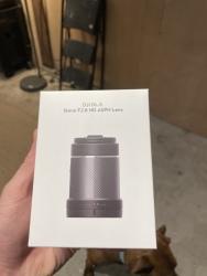 DJI DL 16mm lens Image
