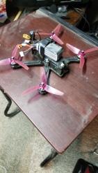 """QAV-R FPV Racing Quadcopter (5"""") RTF w/ DSMX RX Image"""