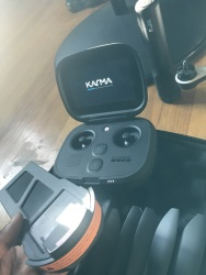 GoPro Karma Drone , Flewn about 4 times, don't need still in new condition everything included, stabilizer, go pro, water proof case for camera, extra propellors, all the cords, sd adapters. Brand New Drone man Image #4