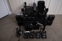 DJI Inspire 1 V2.0 Black Edition - Zenmuse X3 & X5 - 45mm Olympus lens, 14-42mm Olympus lens, DJI OSMO & MORE Image
