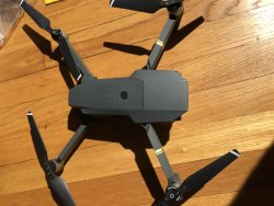 Dji mavic pro with extra battery & accessories Image