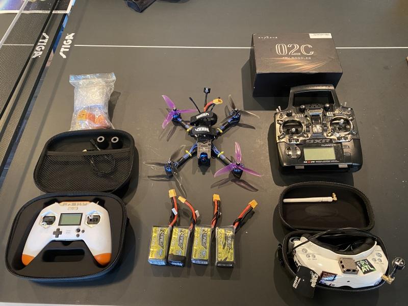 "5"" iFlight FPV Drone (Complete Kit) Image #1"