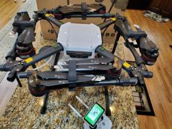 New Unboxed DJI Agras MG-1P Agricultural Drone Image #3