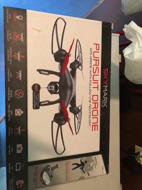 Skymark Pursuit drone for part Image #1