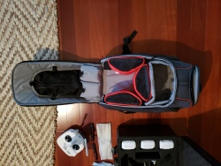 PRICED TO SELL. Mint Condition Phantom 4 Pro Complete Package w/Hard Case & Backpack Image #2