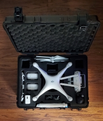DJI Phantom 4 Pro Drone with Accessories...Excellent condition Image #2