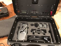 DJI Mavic Pro &Titan Command Case Bundle Image