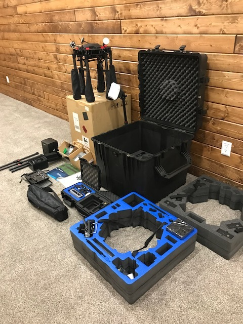 Sold sold sold !!!!  2- matrice m600 pros and many extras Image #1