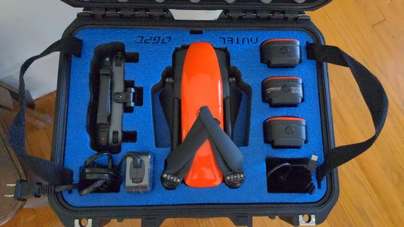Autel Evo Drone Mini Foldable HD Video Camera Image #1