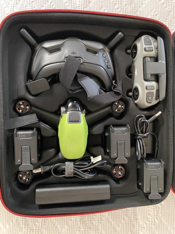 DJI FPV drone Image #1