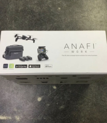 Parrot Anafi 4k Cinema Drone- parrot-anafi-extended-drone-with-skycontroller-dark-gray Image #4