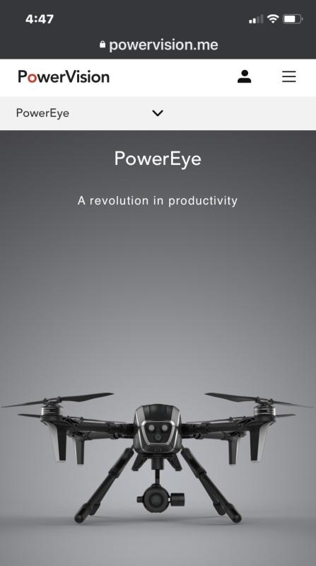 Power vision Powereye Image #1