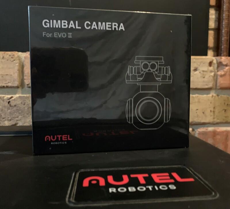 NEW Autel Evo II 8K 48MP gimbal/camera with gimbal Image #1