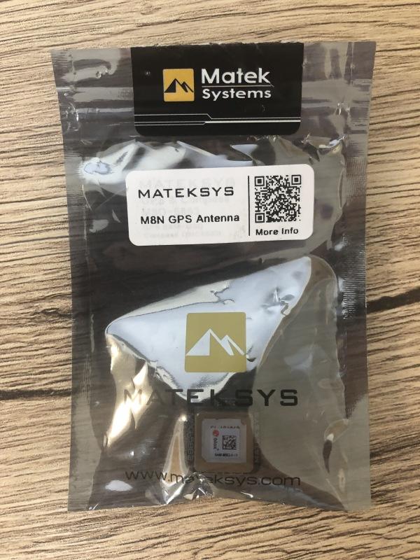 Mateksys M8N GPS Antenna Image #1