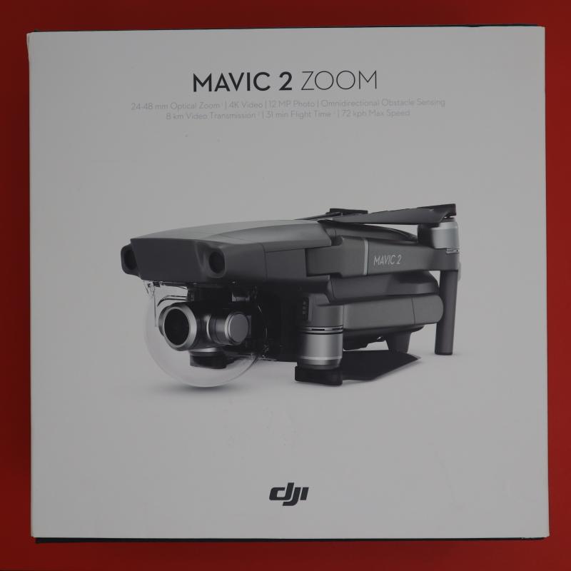 DJI Mavic 2 Zoom Drone Image #1
