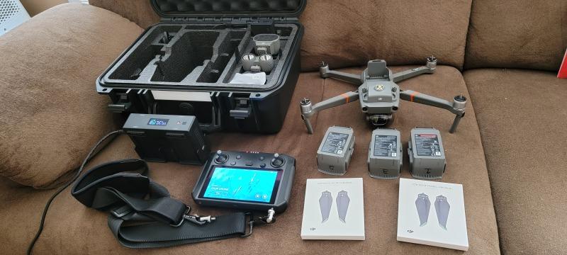 Mavic 2 Enterprise Dual + DJI Smart Controller +EXTRAS & FREE SHIPPING in the U.S.!! Image #1