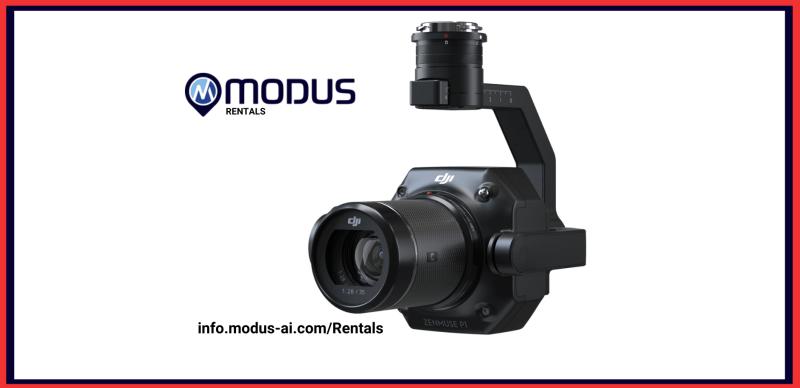 DJI P1 42MP Camera MODUS Ai Rental Image #1