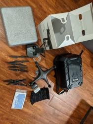Phantom 4 Pro Plus With 4 Extra Batteries Image #3