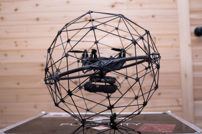 ELIOS by Flyability Confined Spaces Inspection Drone Image #1