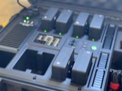 DJI Inspire 2 w/ X5S & Batt Charging Station (8 batteries) Image #2