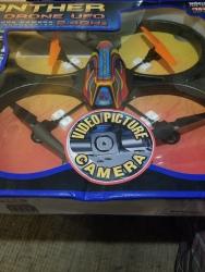 World Tech Toys Panther Spy UFO Image #4