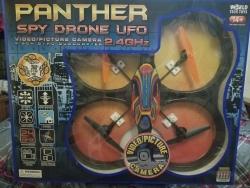 World Tech Toys Panther Spy UFO Image #3