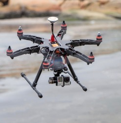 Storm Drone 6 V3 Hexacopter by Helipal Image #2