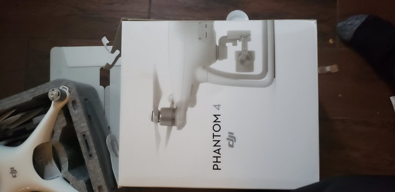 DJI Phantom 4 (parts) Image #1