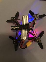 Happymodel larva x 2-3s fpv racing drone Image #4