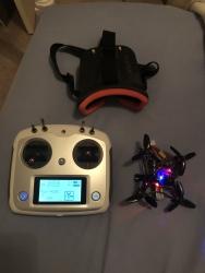Happymodel larva x 2-3s fpv racing drone Image
