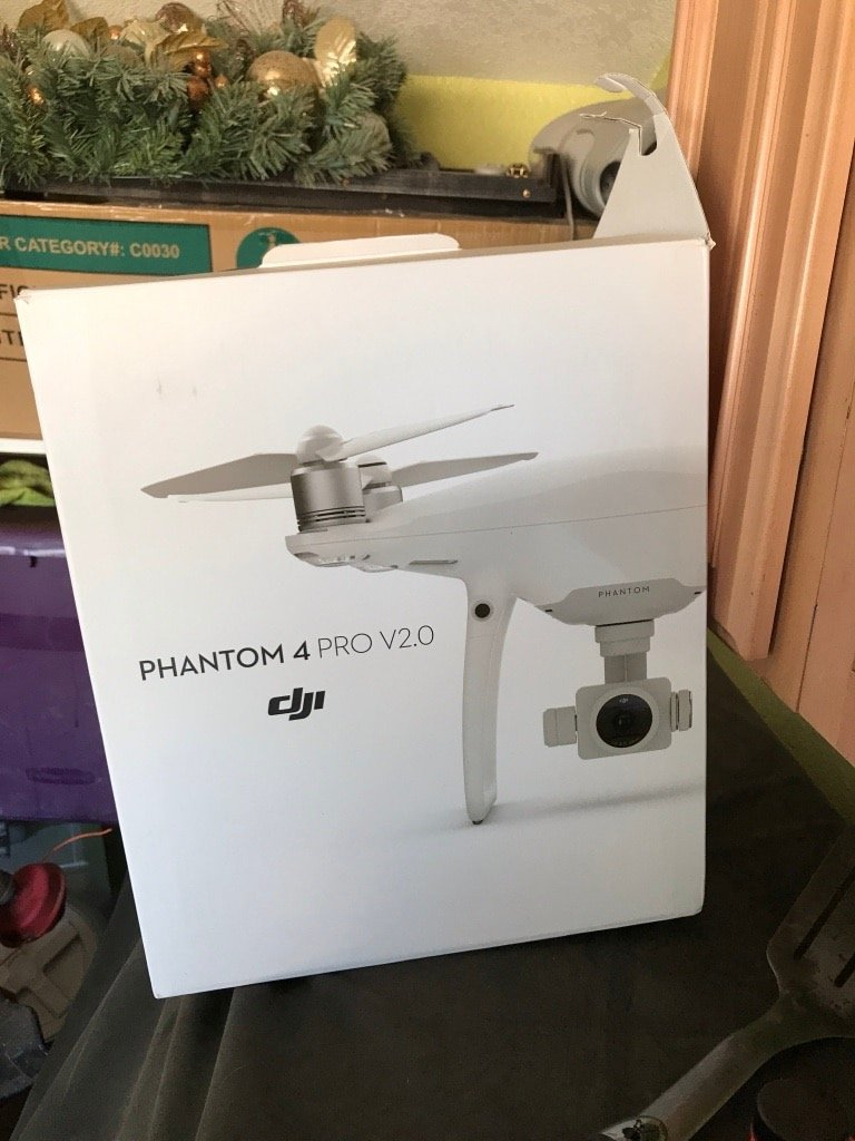 Dji phantom 4 pro v2.0 Image