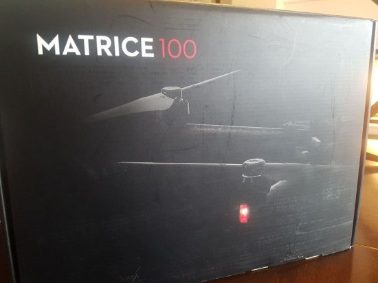 DJI MATRICE 100 WITH CAMERA Image #1