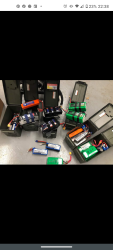 *****GIANT DJI MULTI DRONES AND TONS OF SPARES HUGE LOT**** Image #4