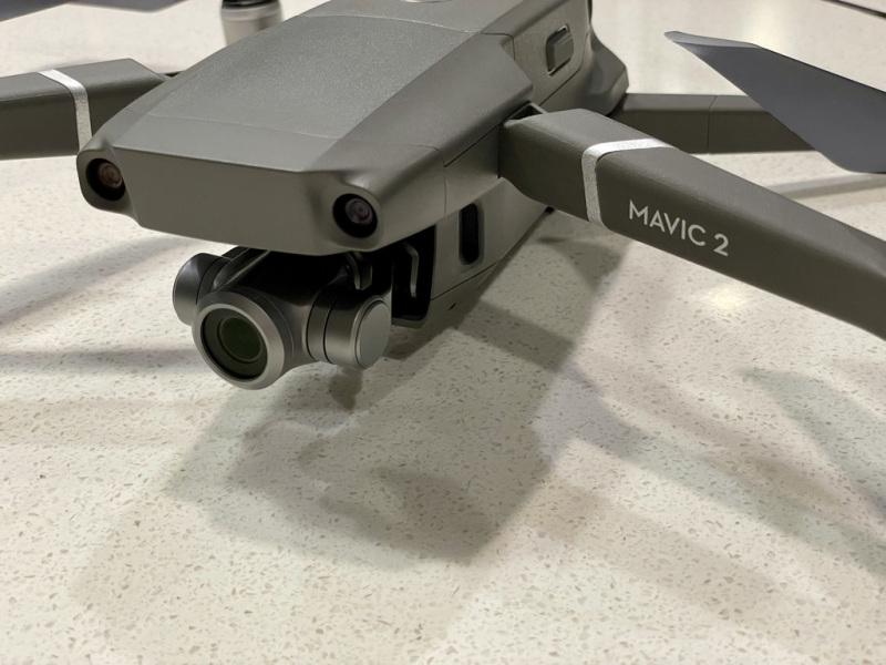 Mavic 2 Zoom W/ Fly More Combo Image #1