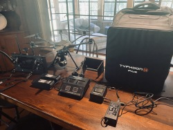 Gently used Yuneec Typhoon H plus for sale. Originally $1850 asking $550 Image #2