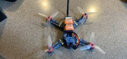 Arris 250 V2 RTF-AT9S racing drone Image