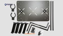 DJI Matrice 600 - D-RTK Mounting Bracket (Part No.6) MODUS-AI Rentals Image