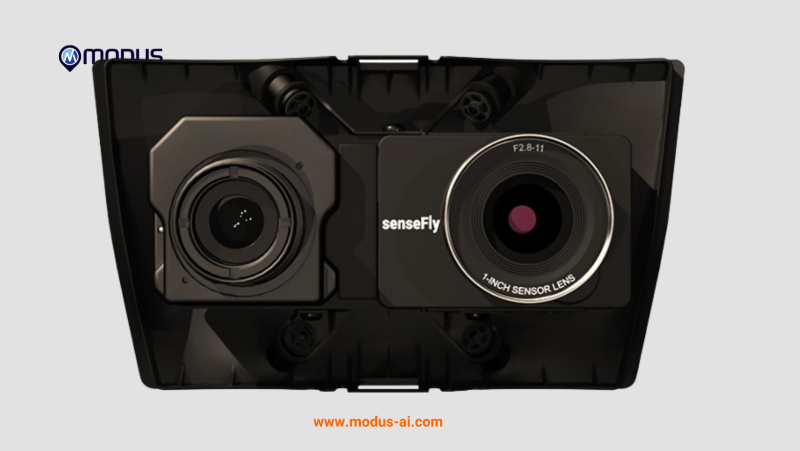 senseFly Duet T with eBee X Integration Kit MODUS-AI Rentals Image #1