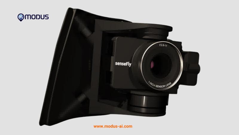 senseFly S.O.D.A. 3D MODUS-AI Rentals Image #1