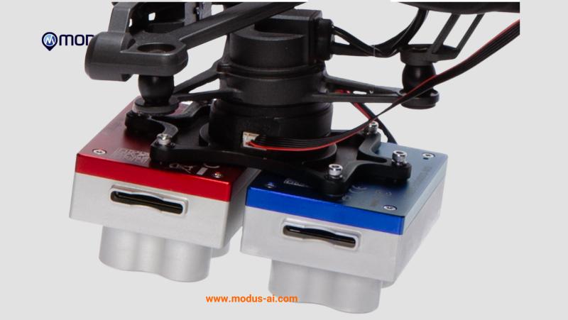 MicaSense RedEdge-MX Dual MODUS-AI Rentals Image #1