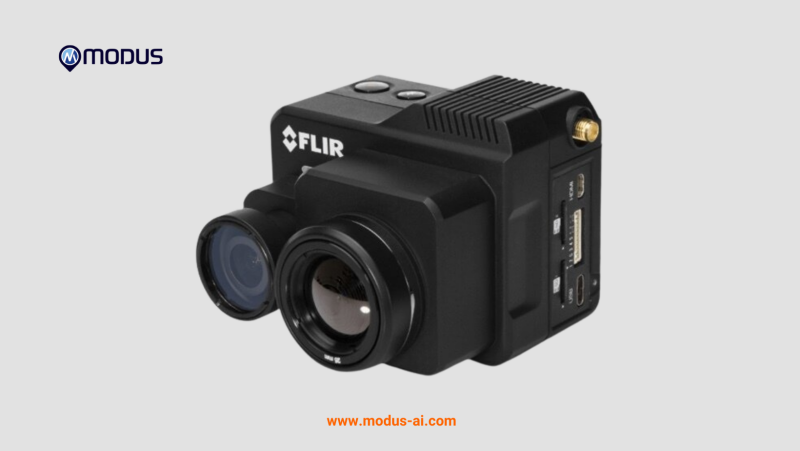 Flir Duo Pro R - 640 @ 9Hz / 13mm MODUS-AI Rentals Image #1