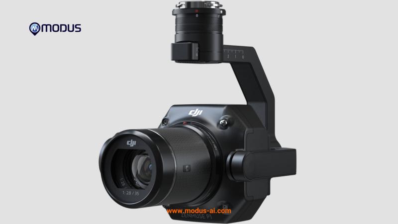 DJI Zenmuse P1 - Full-Frame Aerial Camera MODUS-AI Rentals Image #1