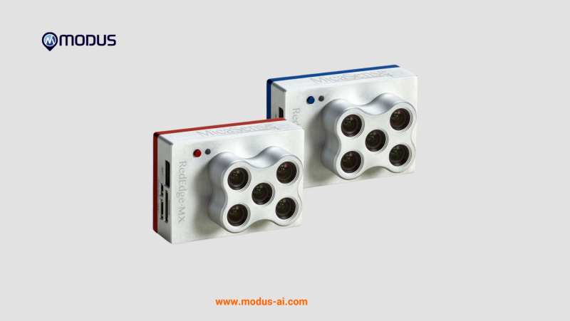 MicaSense RedEdge-MX Multispectral Kit PSDK for M300 MODUS-AI Rentals Image #1